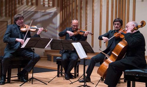 Resident ensembles - Martin Harris Centre - The University