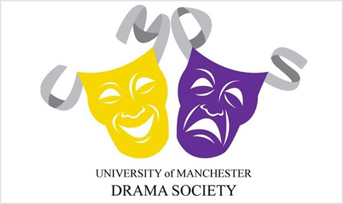 The University of Manchester Drama Society logo
